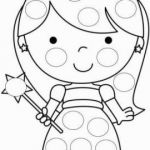 Dot to Dot Coloring Books Unique Free Polka Dot Coloring Pages Inspirational Alphabet Polka Dot to