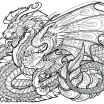 Dragon Adult Coloring Books Inspirational Awesome Dragon Coloring Pages