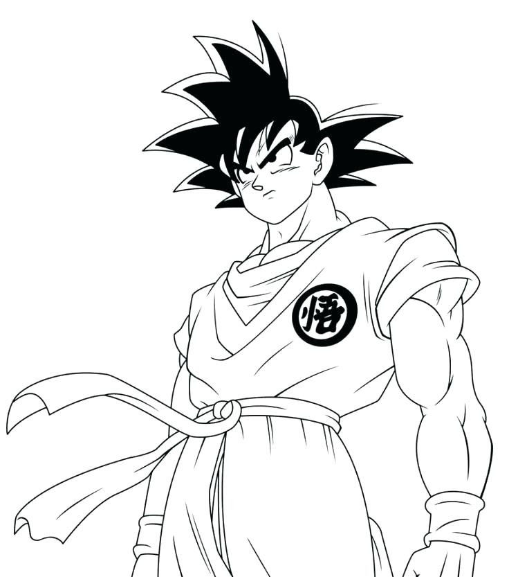 Dragon Ball Coloring Book Awesome Ball Paintings Search Result at Paintingvalley