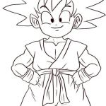 Dragon Ball Z Coloring Excellent Colorear Dragon Ball these Coloring Pages is for All Those who are