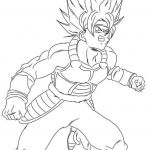 Dragon Ball Z Coloring Pages Amazing Goku Coloring Pages Inspirational Drawings to Color Unique Home
