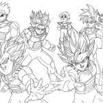 Dragon Ball Z Coloring Pages Awesome Coloring Page Cool Dragon Ball Z Coloring Pages Sheets with Page