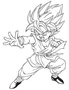 Dragon Ball Z Coloring Pages Excellent Dragon Drawing Pages at Getdrawings