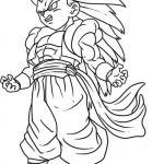 Dragon Ball Z Coloring Pages Inspiration Dragon Ball Coloring Pages Printable Coloring Pages