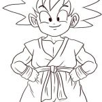 Dragon Ball Z Coloring Pages Inspirational Colorear Dragon Ball these Coloring Pages is for All Those who are