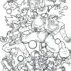 Dragon Ball Z Coloring Pages Online Creative Bomb Drawing Super Cool Coloring Pages Mario Pdf Book – Betterfor