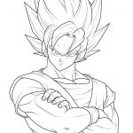 Dragon Ball Z Coloring Pages Pretty Wonderful Coloring Pages Dragon Balls to Print Picolour