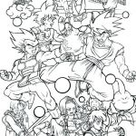 Dragon Ball Z Colouring Games Awesome Bomb Drawing Super Cool Coloring Pages Mario Pdf Book – Betterfor