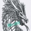 Dragon Coloring Book Pages Beautiful Coloring Ideas Coloringages Real Dragons New Realistic Dragon