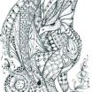 Dragon Coloring Books for Adults Amazing Detailed Coloring Books – Metalripofffo
