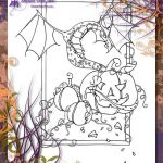 Dragon Coloring Books for Adults Beautiful Pumpkin Dragon Halloween Adult Coloring Page Autumn