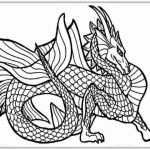 Dragon Coloring Books for Adults Inspirational 25 Marvelous Of Dragon Coloring Pages for Adults Birijus