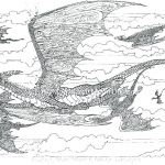 Dragon Coloring Books for Adults Inspired Hard Coloring Pages for Kids – Healthwarehouse