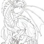 Dragon Coloring Books for Adults Inspired Sun and Moon Dragon Yin Yang Coloring Pages Colouring Adult Detailed