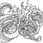 Dragon Coloring Books for Adults Wonderful Dragon Coloring Pages for Adults Best Coloring Pages for Kids