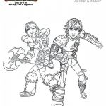 Dragon Coloring Books Inspired How to Train Your Dragon 2 Coloring Sheets and Activity Pages