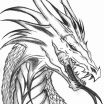 Dragon Coloring Pages for Adults Beautiful Real Dragon Coloring Pages