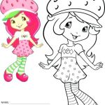 Dragonfly Coloring Book Creative 65 Strawberry Shortcake Free Coloring Pages to Print Blue History