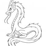 Dragons Coloring Book Inspired Awesome Free Dragon Coloring Page 2019