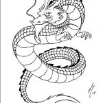 Dragons Pictures to Print Inspirational Chinese Dragon Coloring Pages Disney Dragon Dragons Pinterest Wiki