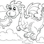 Dragons Pictures to Print Inspirational Dragon to Color – Sebastianvargas