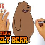 Draw so Cute Exclusive How to Draw Grizzly