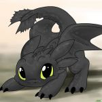 Draw so Cute Exclusive How to Draw toothless with Wikihow
