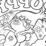 Dreamworks Trolls Coloring Book Amazing 73 Free Trolls Coloring Pages Aias