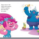 Dreamworks Trolls Coloring Book Awesome too Many Cupcakes Dreamworks Trolls On Apple Books