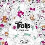 Dreamworks Trolls Coloring Book Brilliant A Collection Of Adult Coloring Books to Love that Bald Chick
