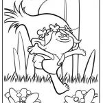 Dreamworks Trolls Coloring Book Excellent Inspirational Harry Potter Troll Coloring Pages – Howtobeaweso