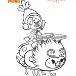 Dreamworks Trolls Coloring Book Excellent Lovely Trolls Coloring