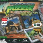 Dum Mee Mee Wonderful Augmented Reality Interactive Jigsaw Puzzle Construction Vehicles
