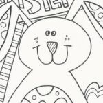 Easter Coloring Pages Beautiful √ Easter Coloring Pages or Good Coloring Beautiful Children