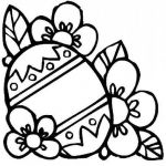 Easter Coloring Pages Brilliant Easter Egg Design Coloring Pages 21 Cakes