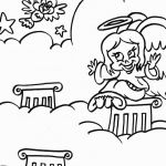 Easter Coloring Pages Marvelous 10 Awesome Easter themed Coloring Pages androsshipping