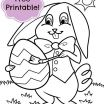 Easter Free Coloring Pages Printable Amazing √ Easter Bunny Coloring Pages and Easter Bunny Coloring Good