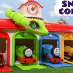 Easter Thomas the Train Beautiful Thomas & Friends toy Trains and Tayo Little Bus Learn Colors for