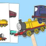 Easter Thomas the Train Brilliant Story Books Thomas the Tank Engine Wilbert Awdry Primary Resources