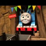 Easter Thomas the Train Inspired Videos Matching Giant Thomas N Friends Trains Percy Gordon James