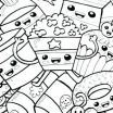 Easy Halloween Coloring Pages Best Coloring Pages for Teens Printable Adults Halloween Pumpkin Junk Od