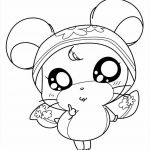 Easy Halloween Coloring Pages Inspiration Awesome Cute Kawaii Food Coloring Pages