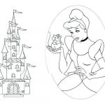 Easy Halloween Coloring Pages Inspirational Coloring Pages Line for Adults Kids Disney toddlers Collection