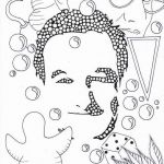 Elena Coloring Book Pretty New Makeup Face Coloring Pages – Tintuc247