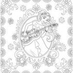Elena Of Avalor Coloring Book Inspired 502 Best Disney Colouring Images In 2019
