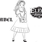 Elena Of Avalor Coloring Book Inspired Coloring the Internet