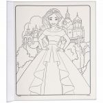 Elena Of Avalor Coloring Book Inspired Elena Avalor Coloring Pages