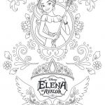 Elena Of Avalor Coloring Pages to Print Amazing 13 Elena Avalor Coloring Pages Free Aias