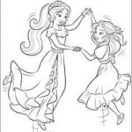 Elena Of Avalor Coloring Pages to Print Beautiful 197 Best Disney Princess Avalor isabel Castillo Flores Images