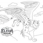 Elena Of Avalor Coloring Pages to Print Brilliant Elena Of Avalor Coloring Pages Best Coloring Pages for Ki